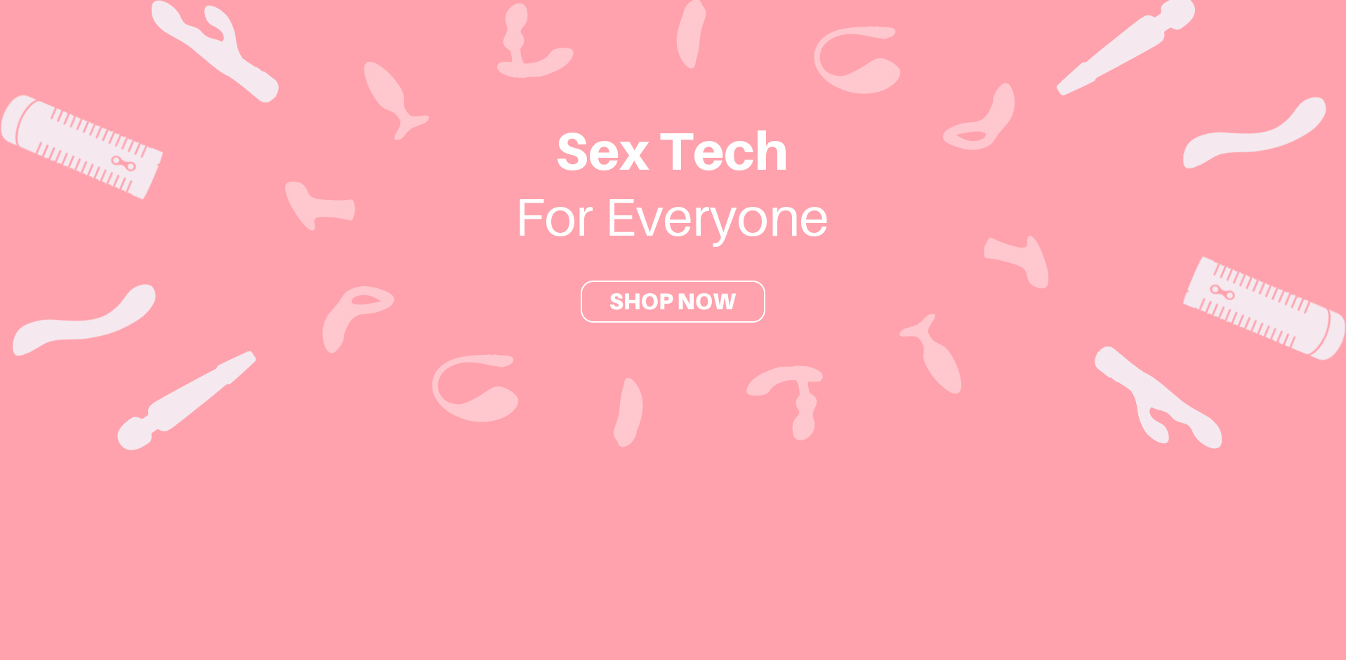 Lovense. Sex Tech For Every Bedroom.
