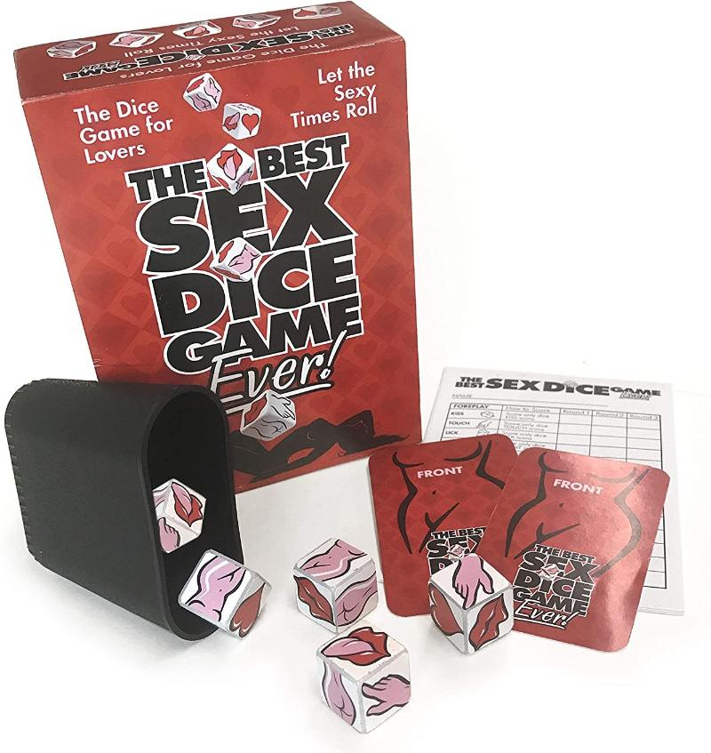 Sexy dice game for adults diy
