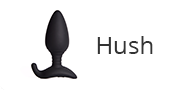 Hush by Lovense user guide.