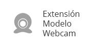 Guía de usuario - Extensión de Modelos Webcam.