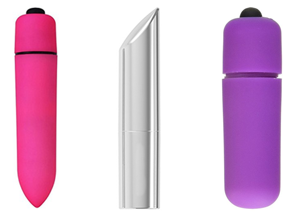 Ambi's main competitors have the traditional shape of a bullet vibrator, while Ambi's curves are designed to complement yours.
