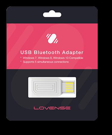 lovense usb bluetooth packaging