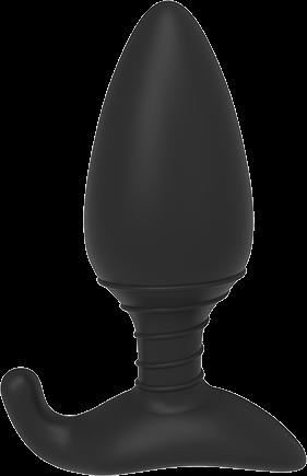 Hush by Lovense. El primer plug anal bluetooth: ¡Contrólalo desde cualquier lugar!