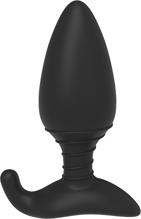 Hush by Lovense. The world's first teledildonic butt plug: you can control it from anywhere!