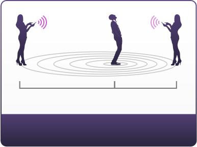 Hush le plug anal Bluetooth pouvant fonctionner jusqu'à 9 mètres en étant debout.