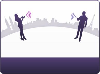 El plug vibrante Hush trabaja a cualquier distancia cuando se encuentra controlado por internet.