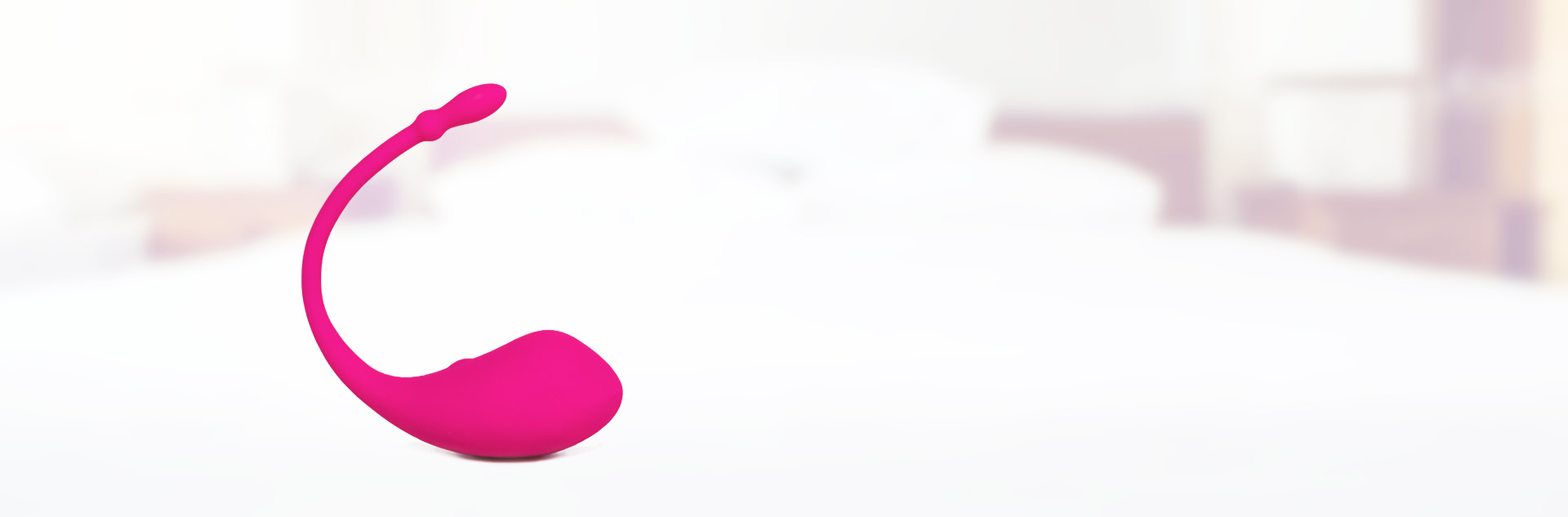 Lush by Lovense. The most powerful Bluetooth remote-controlled vibrator.