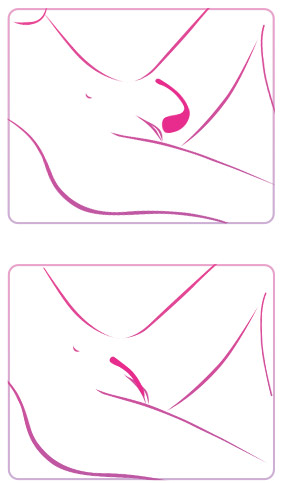 Lush est un oeuf vibrant Bluetooth puissant et discret une fois inséré.