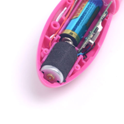 The battery of a popular vibrating egg.